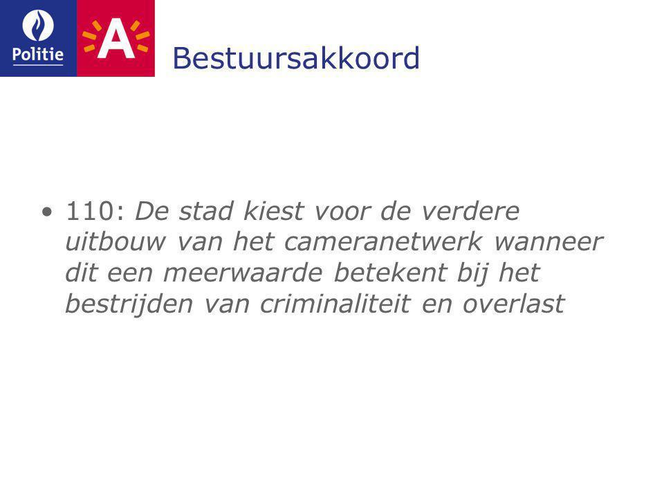 Cameragebied Linkeroever  Beslissing Gemeenteraad maart 2013  Advies Korpschef i.f.v.