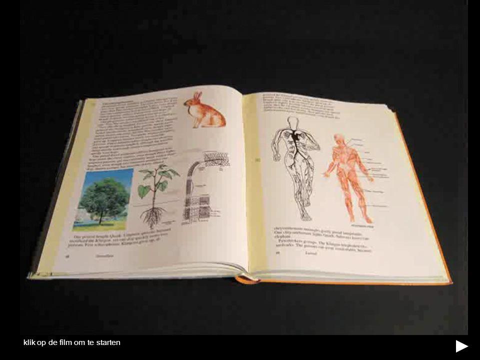 Animatie uit de boeken Film wordt geladen… klik op de film om te starten