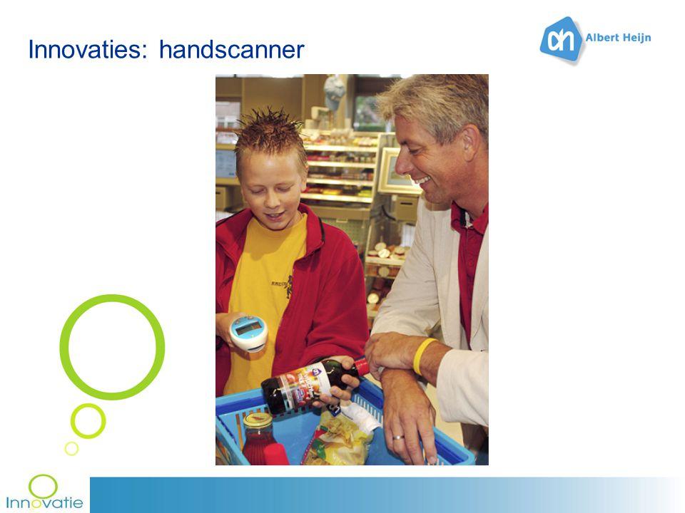 Innovaties: handscanner