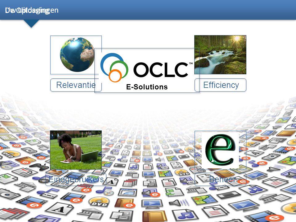 Eindgebruikers Beheer Uw Uitdagingen Relevantie Efficiency De Oplossing E-Solutions