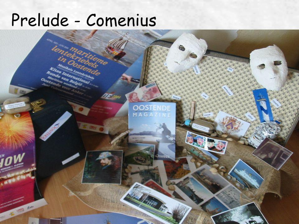 * Presentaties Comenius – jaar 1 1 foto van hun huis 1 foto van hun kamer 1 foto van een stukje cultureel erfgoed uit hun omgeving die ze appreciëren 1 foto van een stukje cultureel erfgoed waarvoor ze totaal geen appreciatie hebben Salut, je m'appelle Laurent et j'ai 18 ans.