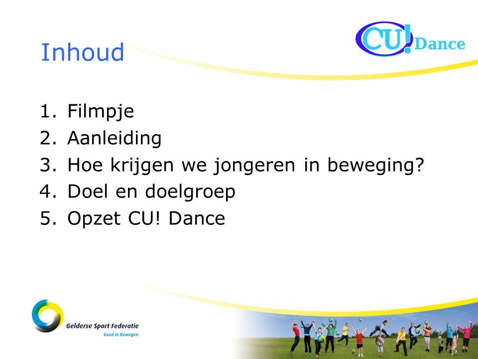 Filmpje CU! Dance http://www.youtube.com/watch?v=glREG zLb9Dc&feature=player_embedded