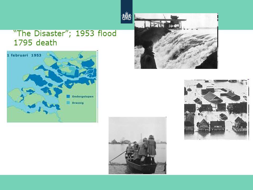 """The Disaster""; 1953 flood 1795 death"