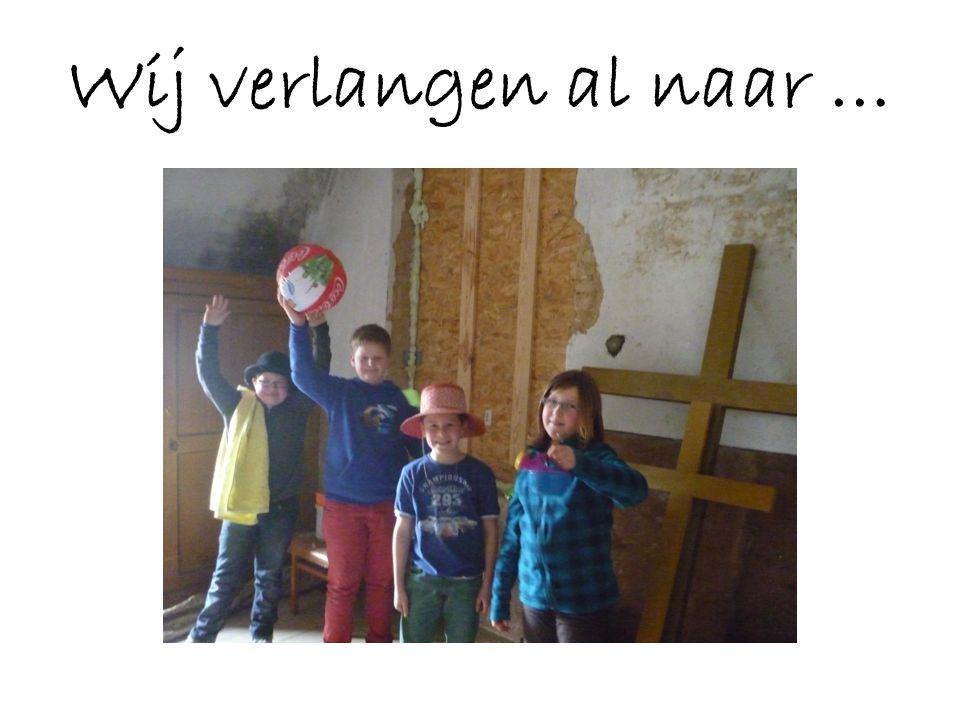 Wij presenteren jullie Juf Griet en de leerlingen van het tweede leerjaar.