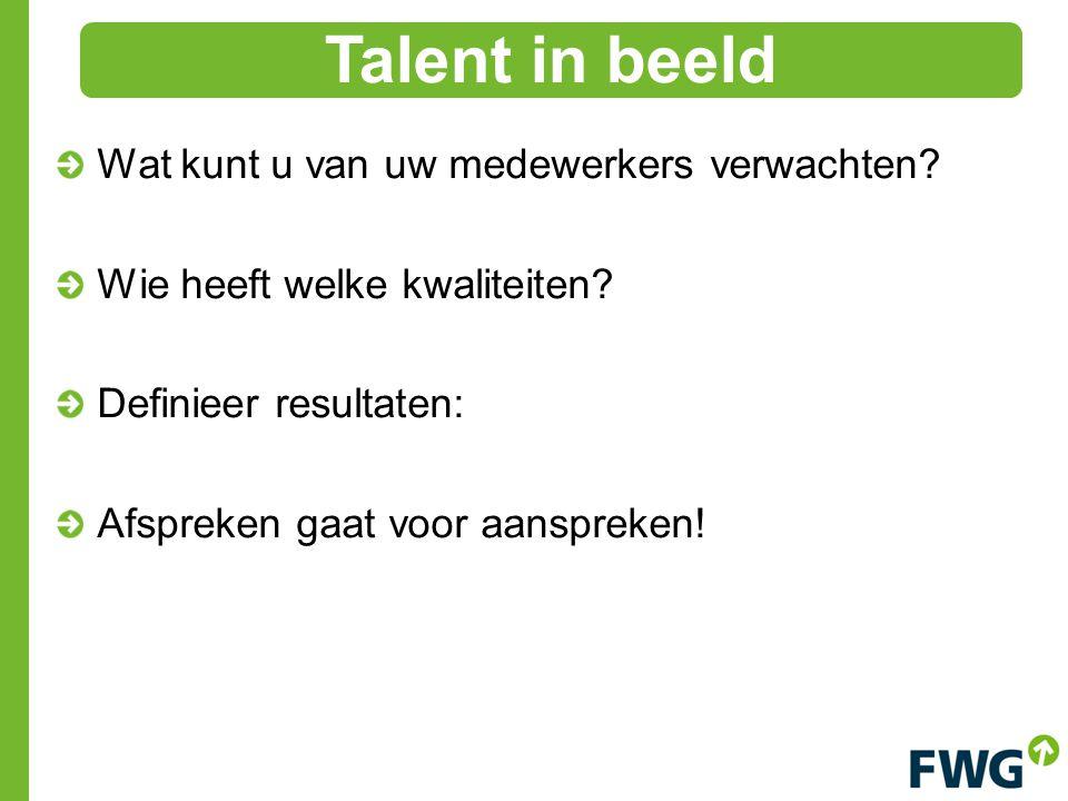 Managementvaardigheden Inbedding in HR cyclus Doorgevoerd in alle lagen van de organisatie Gekoppeld aan beloningsstructuur ?.