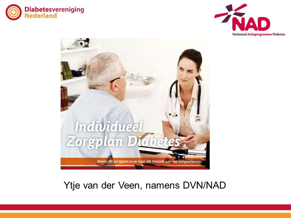 Ytje van der Veen, namens DVN/NAD
