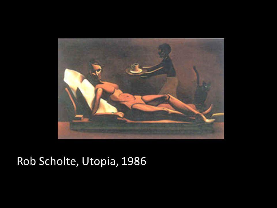 Rob Scholte, Utopia, 1986
