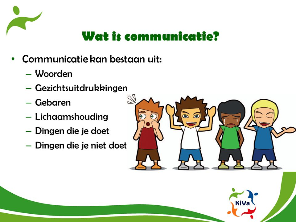 Communicatie van emoties