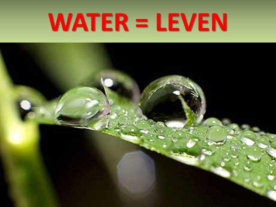 WATER = LEVEN
