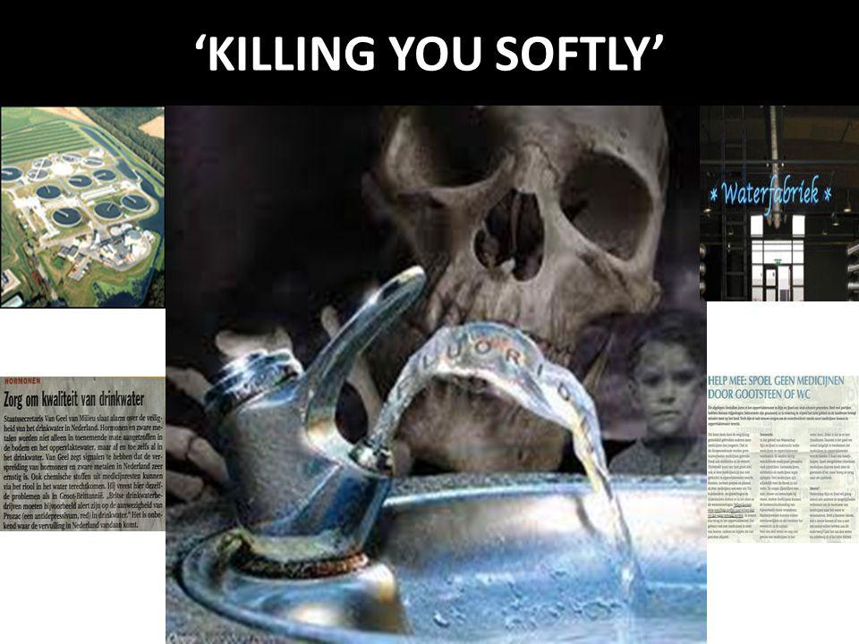 'KILLING YOU SOFTLY''KILLING YOU SOFTLY'