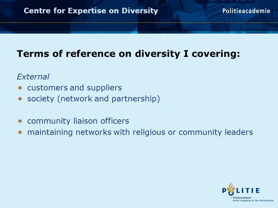 National Expertise Centre for Diversity