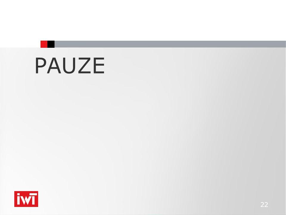22 PAUZE