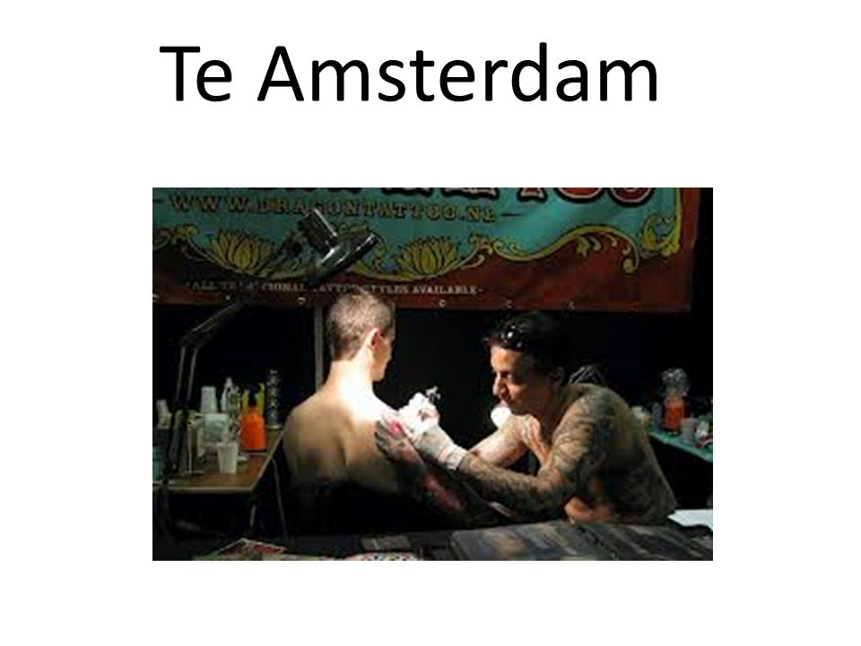 Te Amsterdam