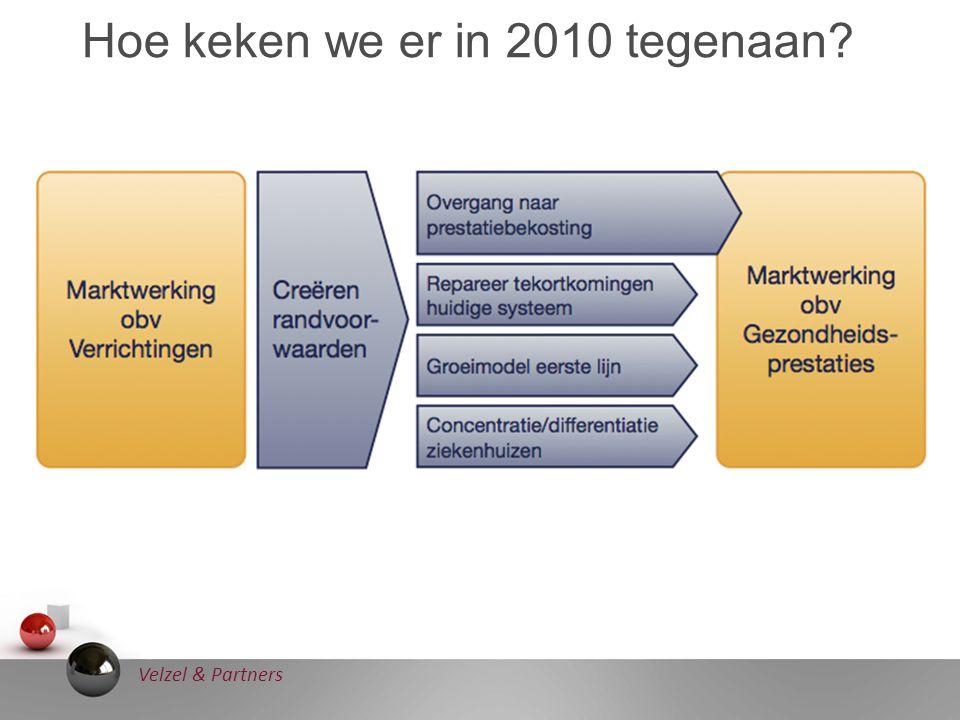 Velzel & Partners Hoe keken we er in 2010 tegenaan