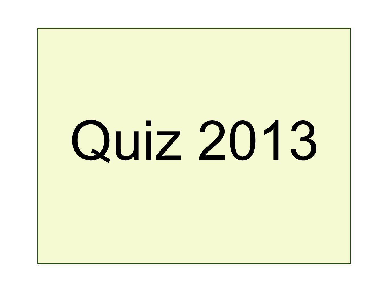 1 De hoeveelste Quiz van de Kennisbeurs Druivenstreek is deze ? 1- de 5de 2- de 6de 3- de 7de