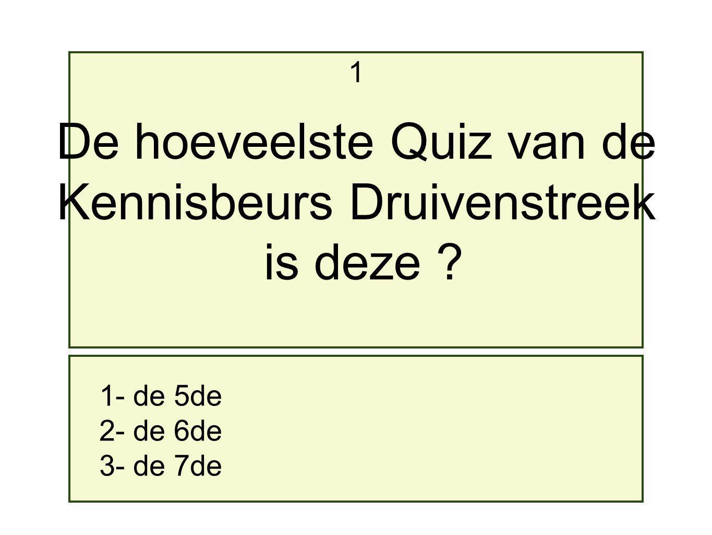 1- Durme 2- Gete 3- Demer 22 Op welke rivier ligt de stad Diest ?
