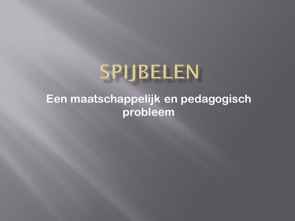  Minister van Onderwijs: hardere aanpak spijbelprobleem in scholen.