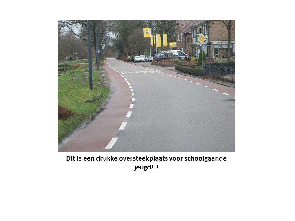 Mogelijke oplossingen (DOP) DSI plaatsen op strategische plaatsen om zo de automobilist zich bewust te laten worden van de gereden snelheid op die plaatsen.