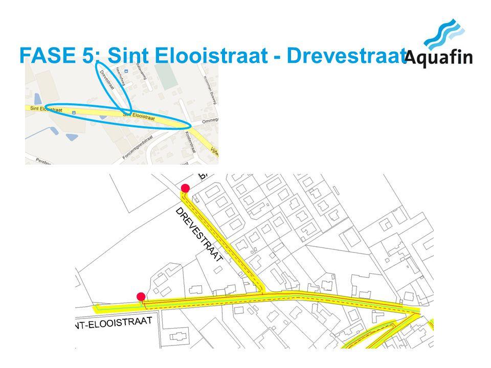 FASE 5: Sint Elooistraat - Drevestraat