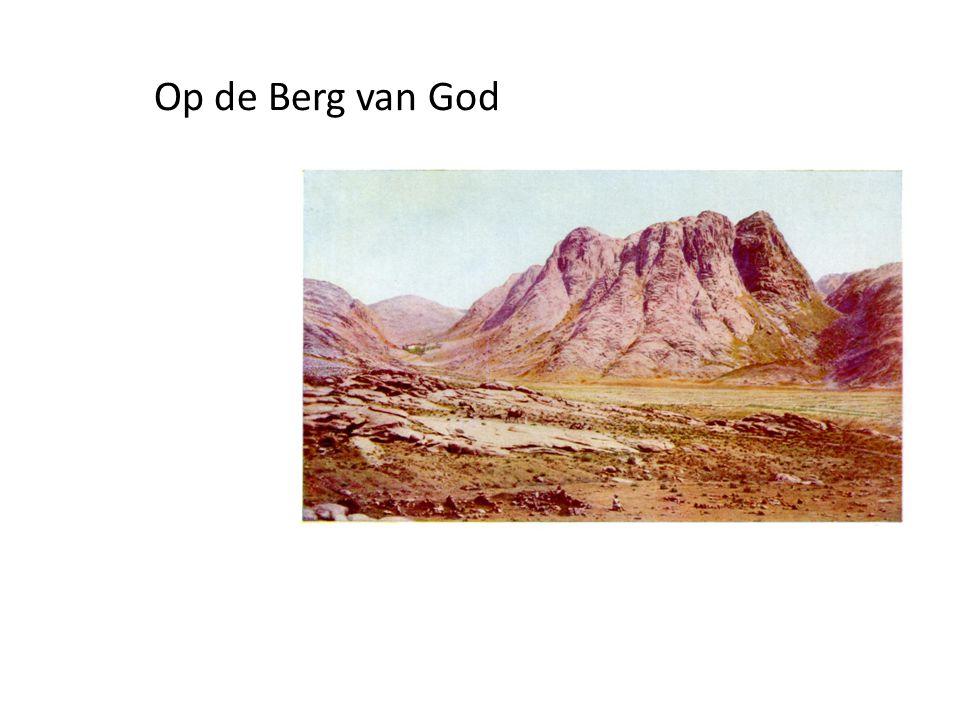 Op de Berg van God