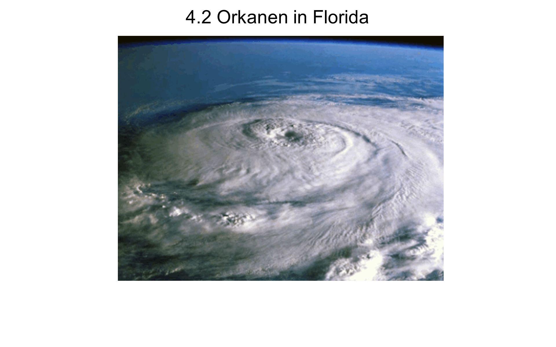Hoe ontstaan orkanen? Oceaan USA