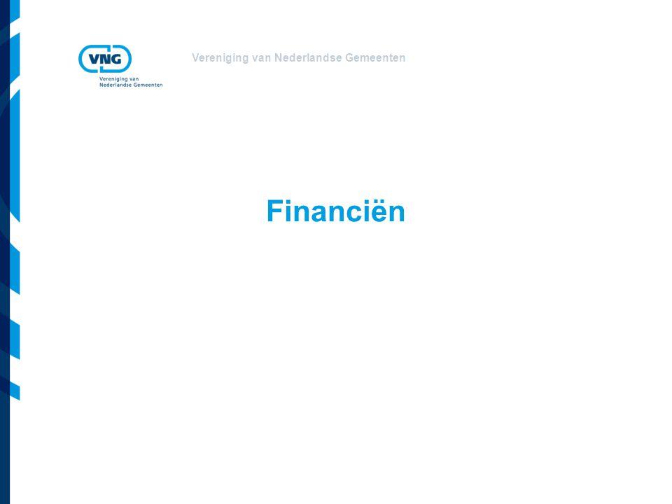 Vereniging van Nederlandse Gemeenten Financiën