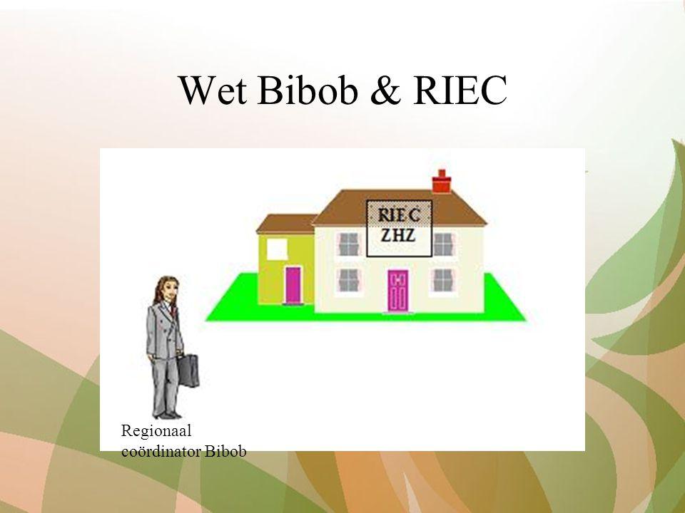 Wet Bibob & RIEC Regionaal coördinator Bibob