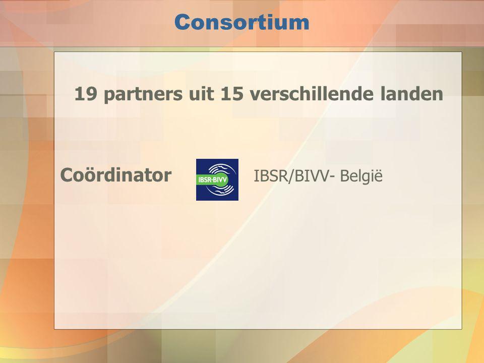 Partners VTI - Sweden FACTUM - Austria IMOB - Belgium CDV - Czech republic RfSF - Denmark INRETS - France BASt - Germany UTh - Greece SIPSiVi - Italy SWOV - the Netherlands Min.