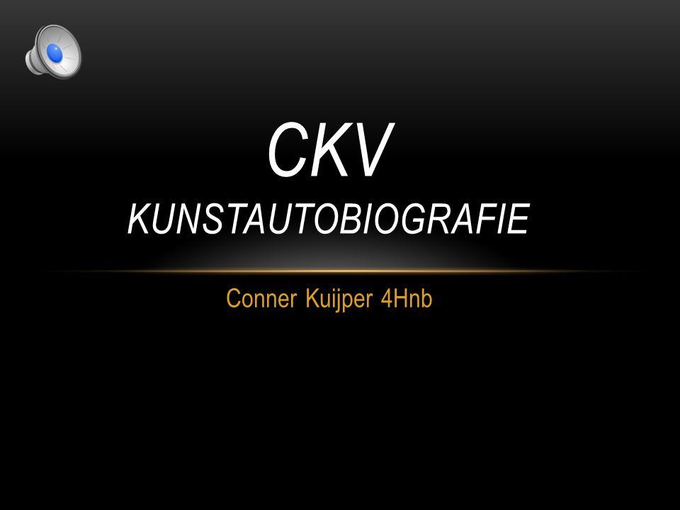 Conner Kuijper 4Hnb CKV KUNSTAUTOBIOGRAFIE