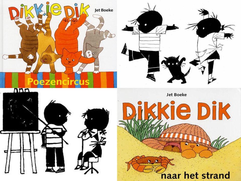 WELKE TV-PROGRAMMA'S, KINDERBOEKEN, SONGTEKSTEN HEBBEN VEEL INDRUK OP JE GEMAAKT? Kinderboeken die indruk op me hebben gemaakt zijn: Dikke Dik en Jip