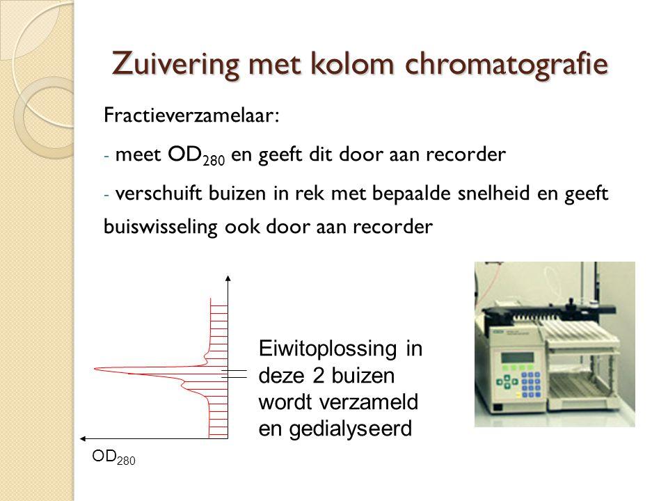 t = 0 t = 3 min mmol loog in 3 min Loog (mmol) Tijd (min.) Stel, 20 ml zuiver PLA 2 van 0,117 mg/ml (20 * 0,117 = 2,34 mg PLA 2 ) Enzymbepaling met 300  l geeft 4,05  mol loog/min = 4,05 I.U.