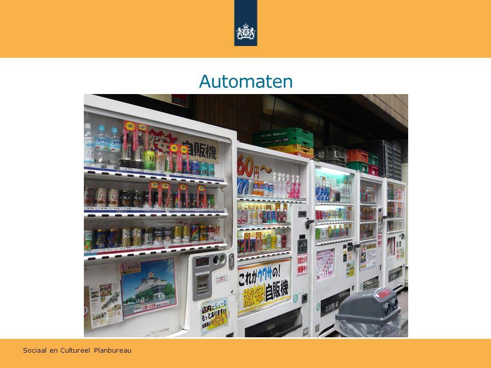 Sociaal en Cultureel Planbureau Automaten
