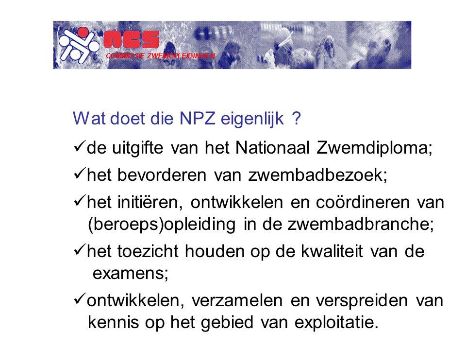 Wat doet die NPZ eigenlijk .