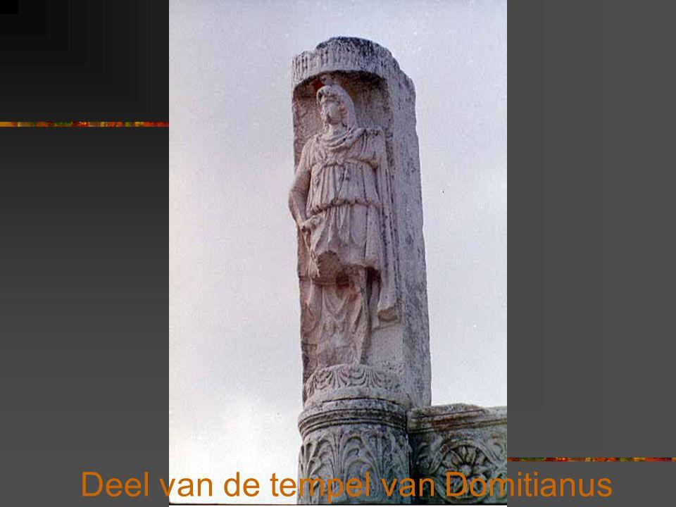 Tempel van de godin Roma