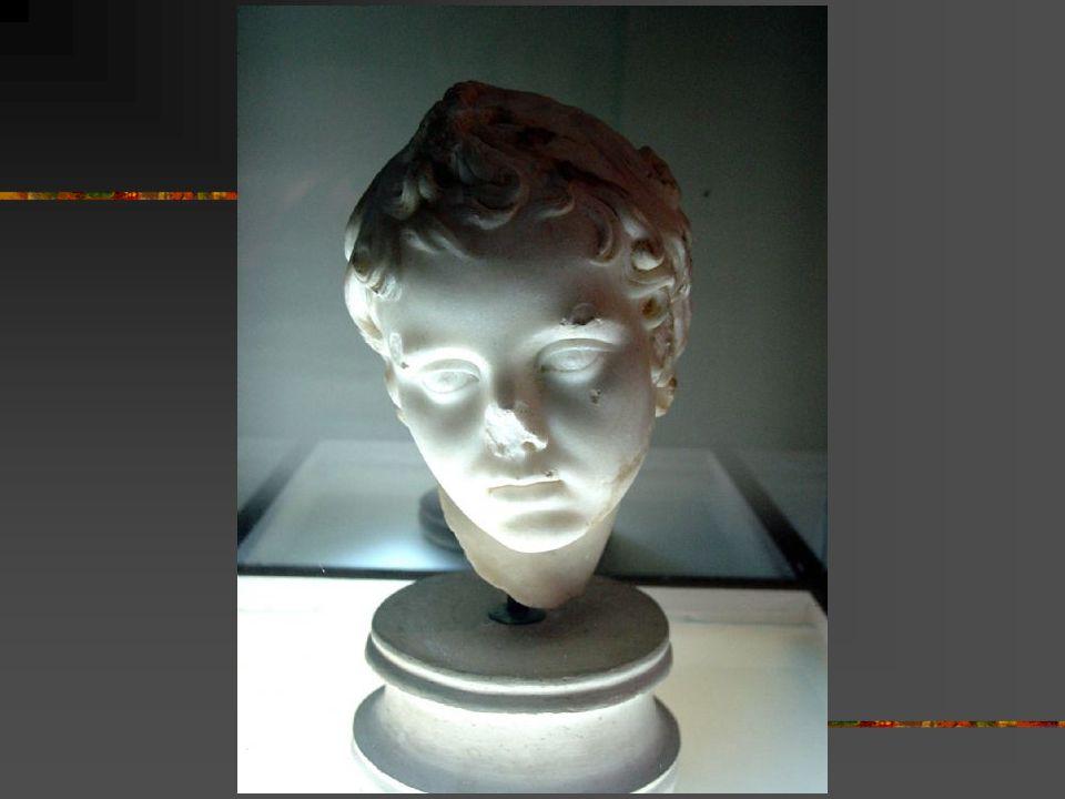 Deel van de tempel van Domitianus