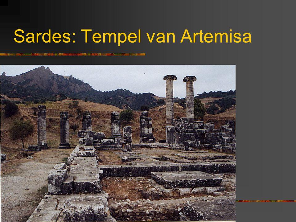 Sardes: Synagoga