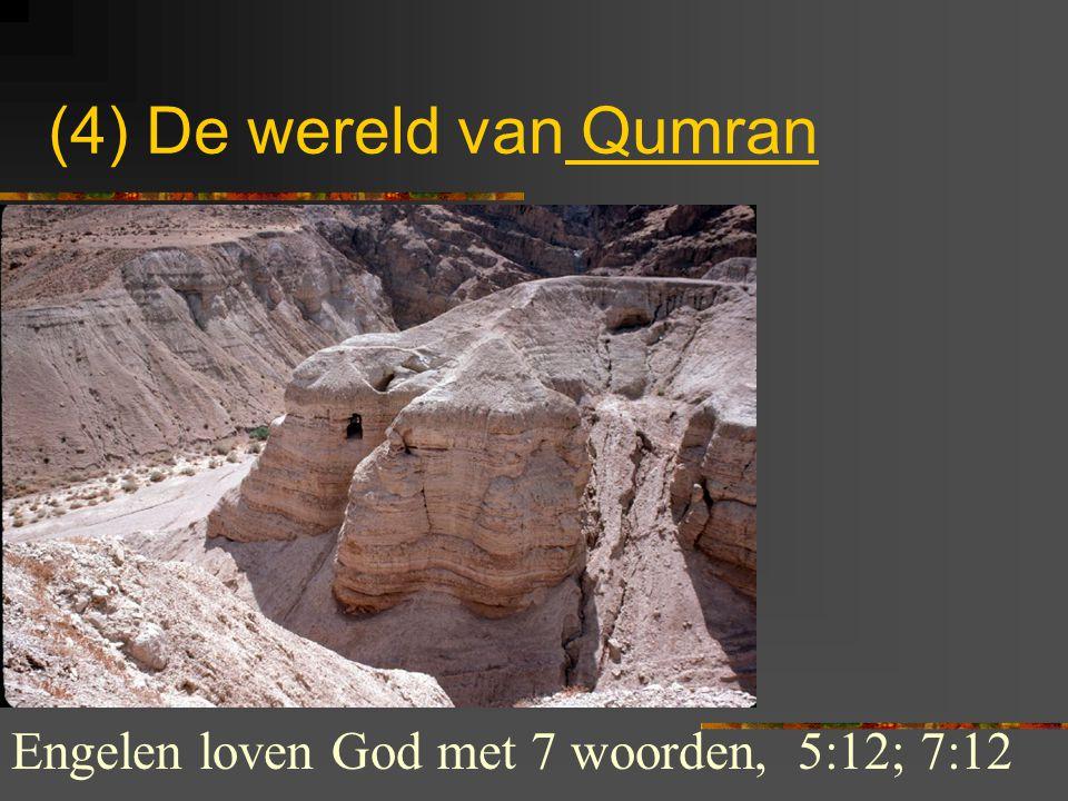 (3) De wereld v.d. apocaliptische literatuur Het verborgen manna, 2: 17