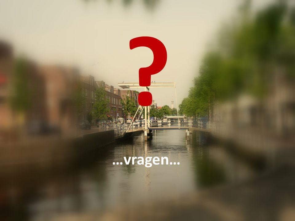 ? …vragen…