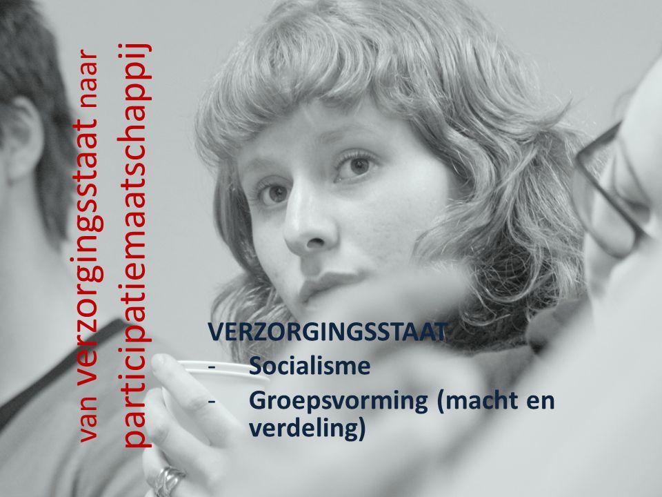 van verzorgingsstaat naar participatiemaatschappij www.harryvrins.nl Illustratie: Charlotte, CMV'er sinds 2010