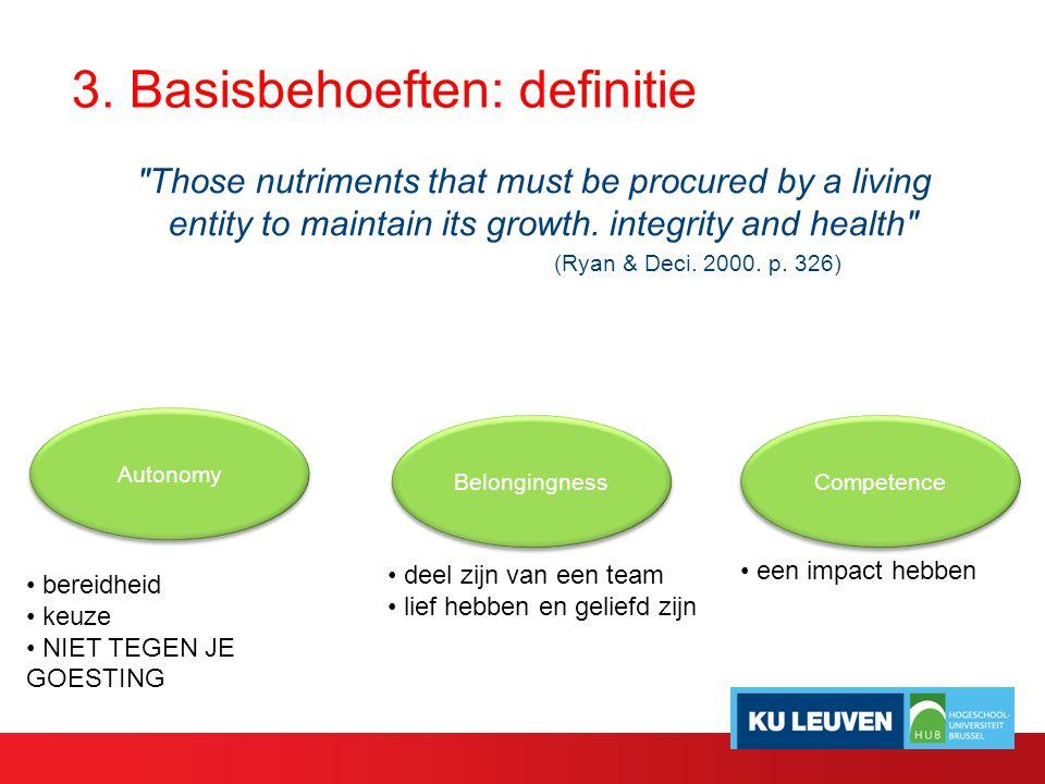 Auteurs http://anjavandenbroeck.wordpress.com http://www.selfdeterminationtheory.org/ Publicaties Van den Broeck, A.