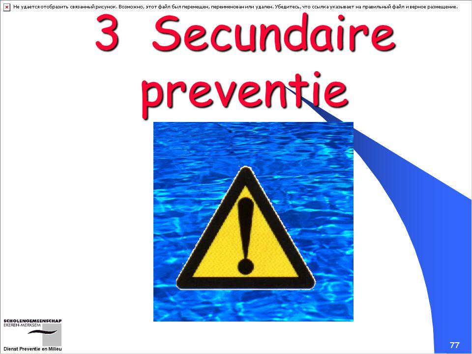 Legionella beheersplan van de scholengroep Ekeren – Merksem Preventie- en Milieudienst: scholengroep Ekeren – Merksem: Jan Van Ocken 77 3 Secundaire p