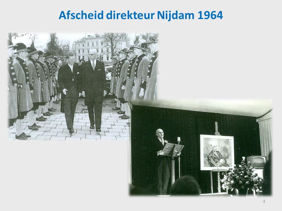 Afscheid direkteur Nijdam 1964 4