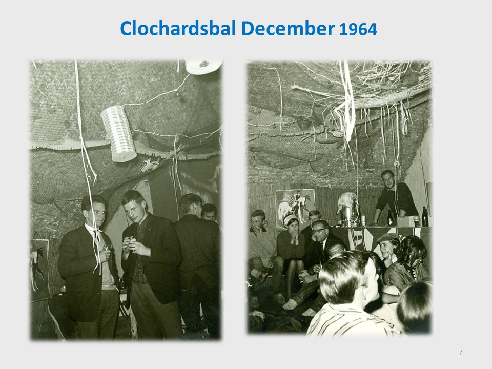Clochardsbal December 1964 7