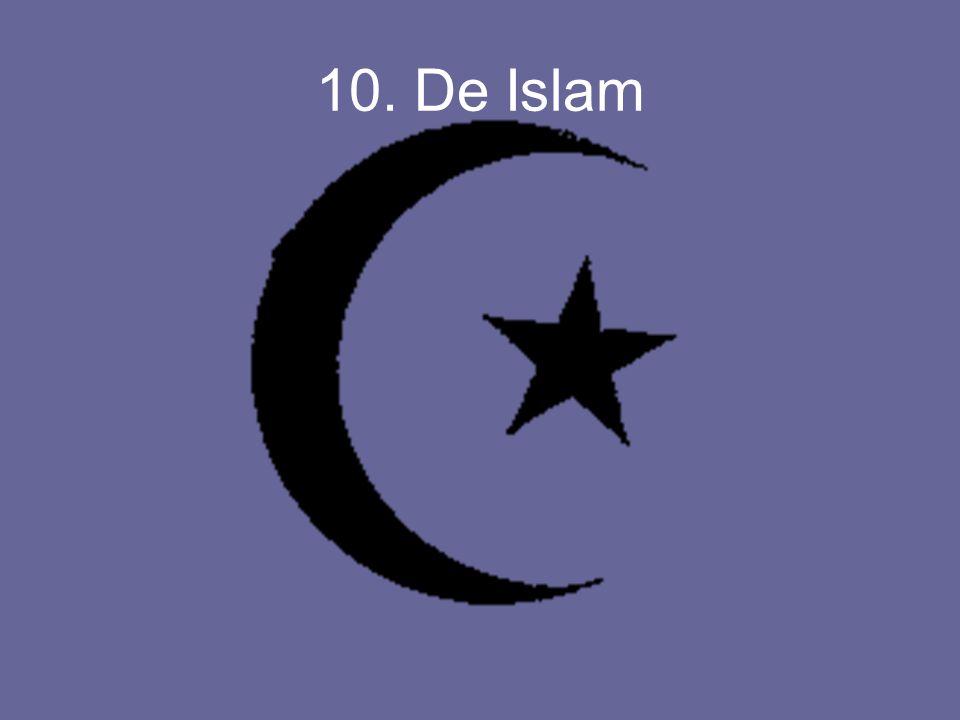 2. De Arabieren stichten een groot wereldrijk