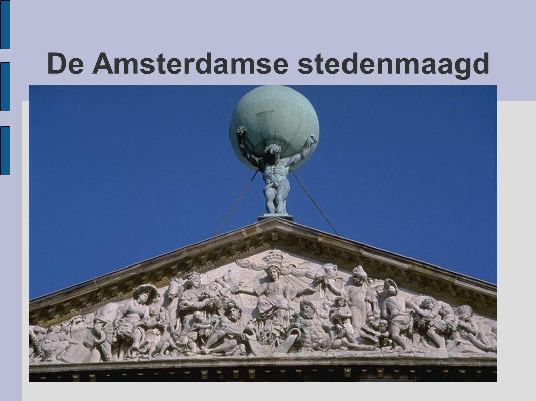 De Amsterdamse stedenmaagd