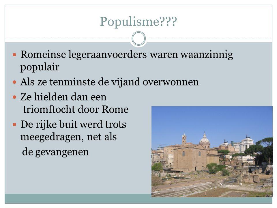 Populisme??.