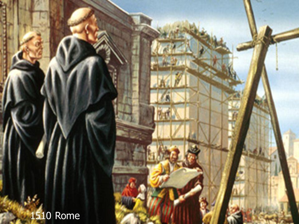 6. Pilatustrap 1510 Rome