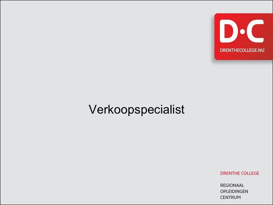 Verkoopspecialist