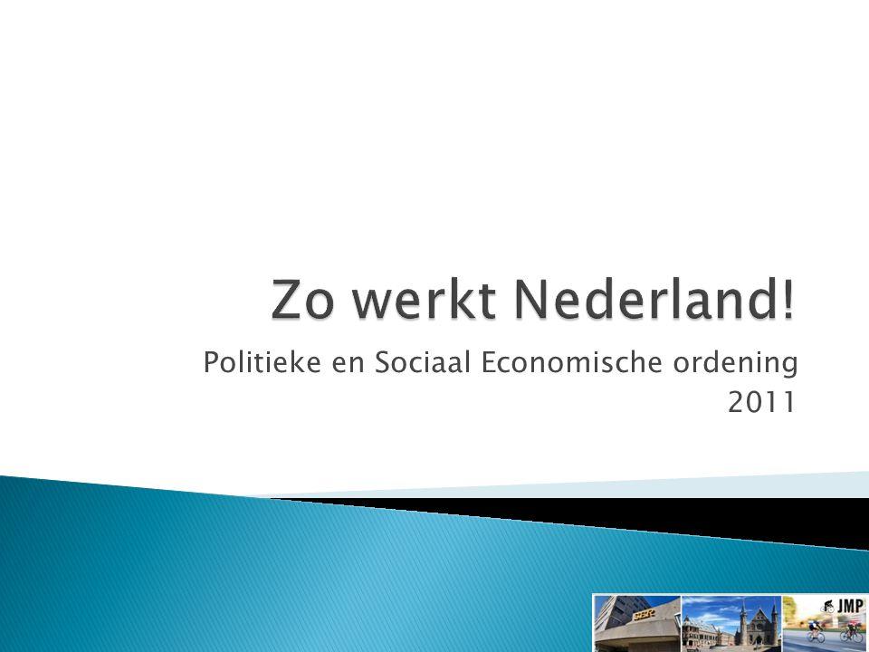 Politieke en Sociaal Economische ordening 2011