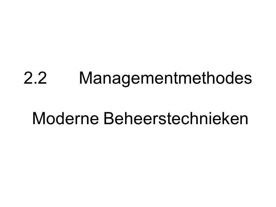 Managementfuncties : Leidinggeven Teambuilding Training Leidinggeven –Management by walking around (MBWA) –Management by exception (MBE) Motiveren